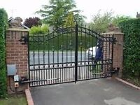 BFT DOUBLE DOOR OR FOR SINGLEDOOR ELECTRIC SWING GATE ARM KIT FOR SECURITY GATES