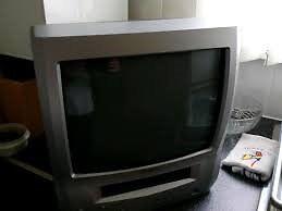 BUSH 14inch PORTABLE TV & VIDEO COMBI