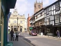 Room house share Ludlow area, mature prof male