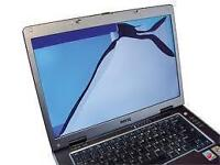 $40 Laptop LCD Screen Replacement (Lowest Price Guaranteed)