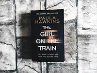 The Girl on the Train - By Paula Hawkins (Paperback Book) Global Best Seller Good Reads Adult