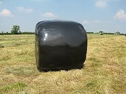 Organic Round Bale Haylage suitable for horses