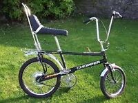 RALEIGH CHOPPER / GRIFTER WANTED ANY MODEL