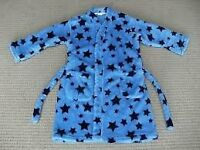 M&S star dressing gown