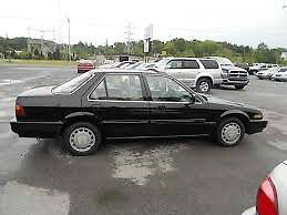 1988 Honda Accord  EXI Sedan 5 SPEED PLUS 1989  ACCORD EXI AUTO