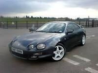 1996 Toyota Celica Coupe (2 door)pwr sunroof - tinted-2 tone pai