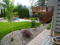 Landscaping Services 10% off if booked before May 1
