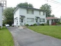 Large 3 bedroom + 2 bath apartment available Sept. 1st