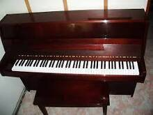 Kawai CX-5 Upright Mahogany Piano & Stool - MAKE ME AN OFFER New Lambton Heights Newcastle Area Preview