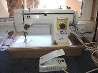 Sewing machine winfield fw161 was used by prof.,dress maker