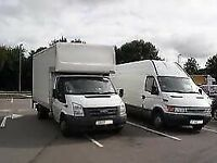 URGENT MAN WITH VAN HIRE HOUSE MOVERS MOVING SERVICE BIKE DELIVERY FLAT OFFICE HOME RELOVALS