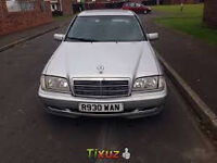 mercedes c class 250 diesel automatic spares or repairs