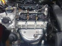 Skoda Fabia 1.2 LTR Petrol 60 bhp CHFA 3 Cylinder Engine