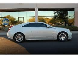2011 Cadillac CTS performance Coupe (2 door)