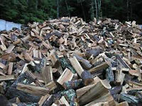 Cheap Firewood, all hard wood delivered