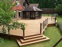 Need some help after Storm Doris? Fencing, decking, patios, driveways, brickwork & outbuildings