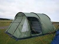 Vango Icarus 500 tent with footprint