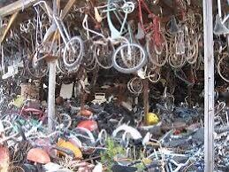 Looking for old bike parts