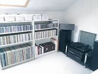 Cd and Record Collections Wanted