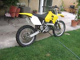 RM 250 2stroke must see ! Need gone