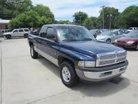 **PARTING OUT** 1994 - 2001 dodge 1500 trucks