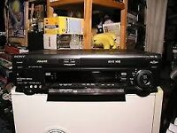 FOR SALE SONY SLV-T2000 Hi8 VHS VIDEO CASSETTE RECORDER VIDEO Hi8 PLAYER COMBI DECK