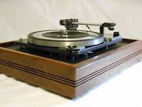 turntable / phonograph repair and service dual  garrard