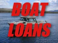 BOAT LOANS! BOAT LOANS! AND BOAT LOANS! GUARANTEED APPROVAL!
