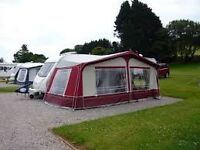 Ventura Atlantic full awning 975