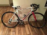 14 speed road racer good condition serviced lights ready go