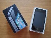 Apple iphone 4 8gb unlocked any network ***like brandnew***sale sale 40 % off** cheap smart phone