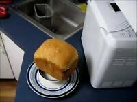 Breadmaker in exc as new condition only £20