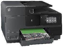 HP8620 printer - wireless