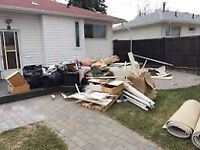 Junk Removal, Garbage , Rubbish , Waste Removal and Scrap Metal