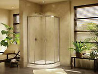porte douche neuf, new shower doors 36x36
