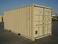 Shipping Container – 20' & 40'  New & Used - Ontario