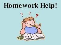 Homework and assignments completed by tutors!