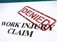 HAVE YOU BEEN CUT OFF WSIB / DENIED CPP DISABILITY?
