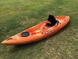Tootega kinetic 100's Premium Kayaks with Skeg in Stock!