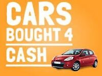 ***ALL CARS, CLASSICS, VANS & COMMERCIALS BOUGHT FOR CASH SAME DAY PAYMENT MADE***