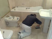 Wanted bathroom fitters for Exeter Based company good rates of pay.