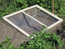 SUMMER TOO SHORT! keep growing strong with a coldframe.
