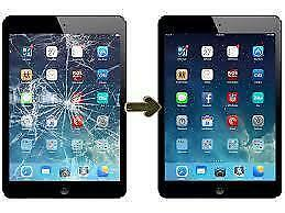 Fast Same-day iPad, Galaxy Tab & other Tablet Repair: Fix cracked Screen, Charging port, Power switch, Speakers