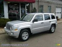 2008 Jeep Patriot only 129,000km!!!!!! Trade????