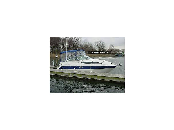 Used 2007 Bayliner 245sb