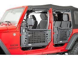 BodyArmor Front Trail Doors for 07-16 Jeep @ OFFROAD ADDICTION London Ontario image 1