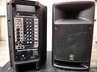 Yamaha Stagepas 500 PA Speakers (Pair)