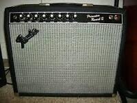 Fender Deluxe Reverb II amp