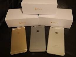 APPLE IPHONE six6 128GB BRAND NEW CONDITION BOX ACCESSORIES WARRANTY