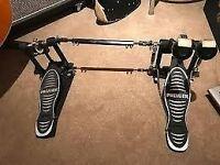 Premier Double bass drum pedal. Good condition.